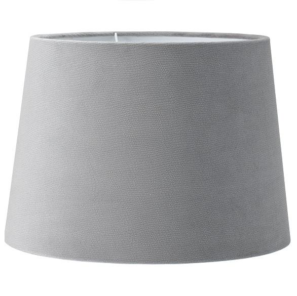 Lampskärm Sofia sammet Studio grå 35 cm-0