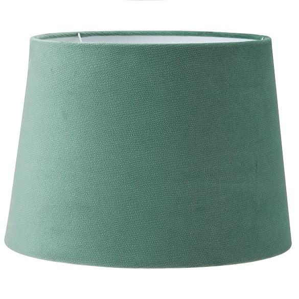 Lampskärm Sofia sammet Studio grön 35 cm-0