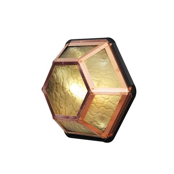 Väggplafond Castor koppar-0