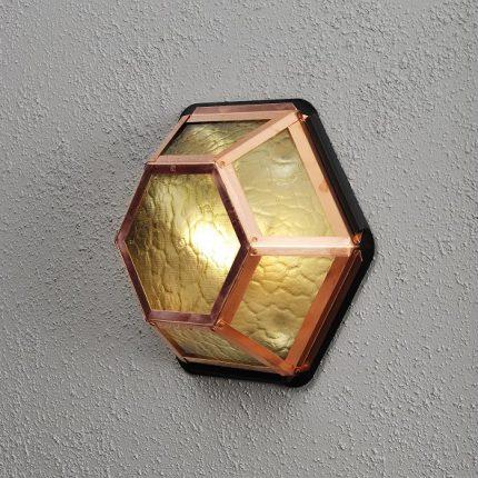 Väggplafond Castor koppar-12711