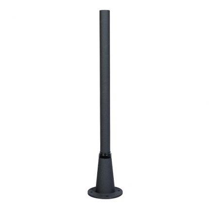 Stolpe Persius svart 90 cm-0