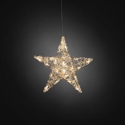 Juldekoration Stjärna LED-0