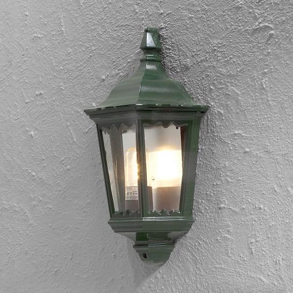 Väggplafond Firenze E27 grön-13163