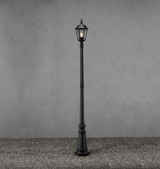 Stolplykta Firenze ink stolpe svart-13195