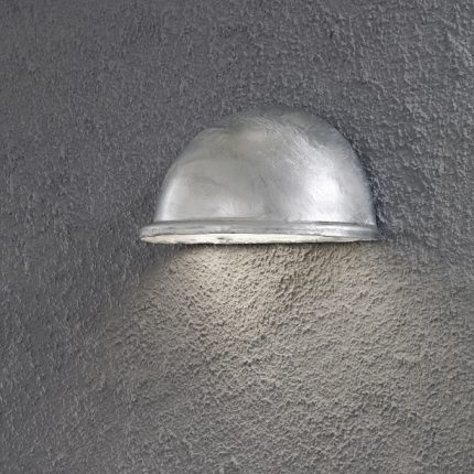 Halvmåneplafond Torino E14 galv-13328