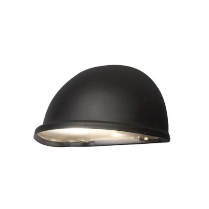 Halvmåneplafond Torino E14 svart-0