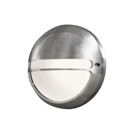 Vägglykta Torino E27 aluminium-0