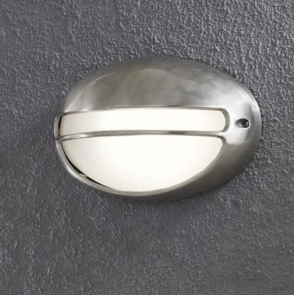 Vägglykta Torino E27 aluminium-13348