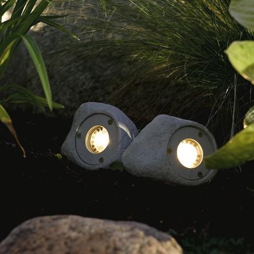 Dekorationsbelysning Amalfi sten LED-0