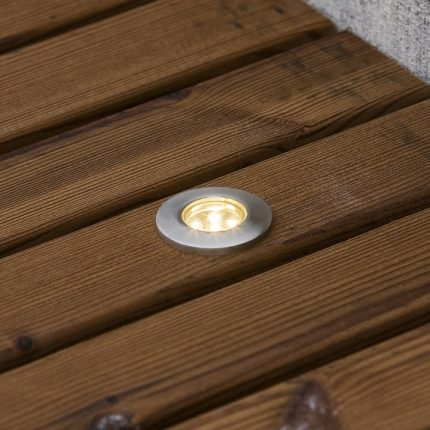 Tilläggsset 3 spotar LED passar 7464-000-13460