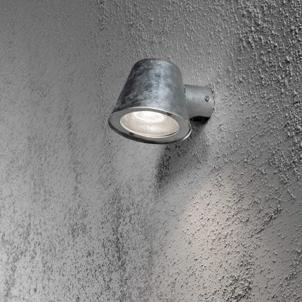 Trieste vägglykta GU10-12256