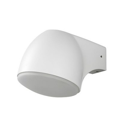 Vägglykta Ferrara vit LED 4W-0