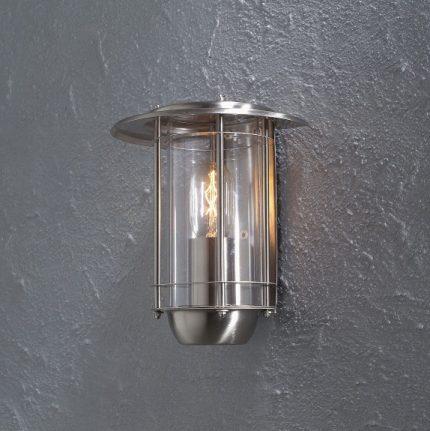 Väggplafond Trento E27 rostfri-13562