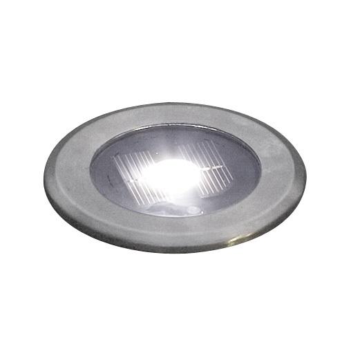 Solcellslampa markspot LED -0