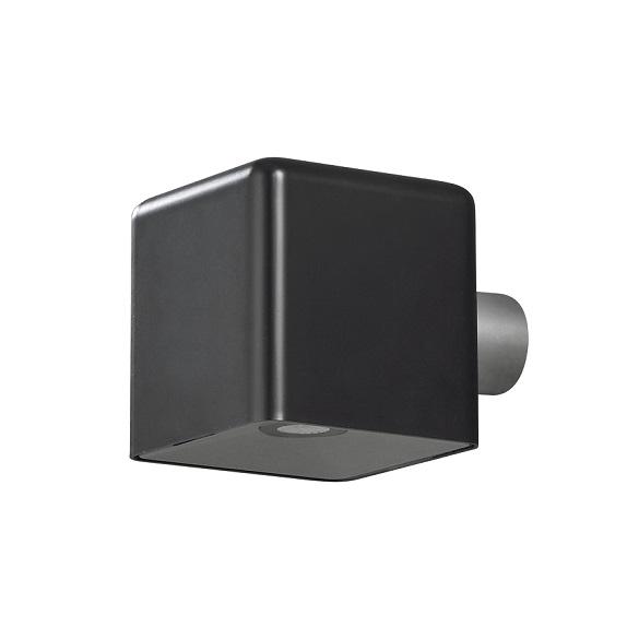 Vägglykta Amalfi LED svart-0
