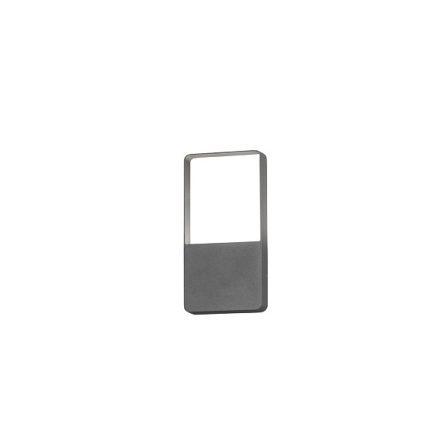 Vägglykta Matera 6W LED mörkgrå-0