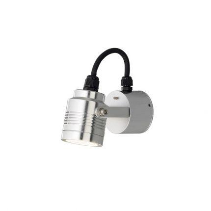 Vägglykta Monza LED aluminium-0