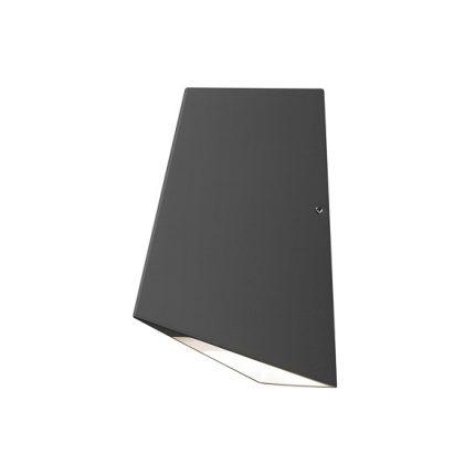 Vägglykta Imola LED mörkgrå-0