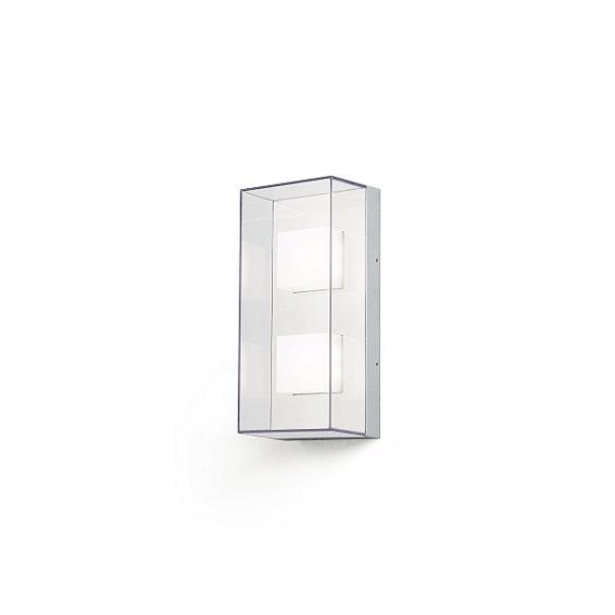 Vägglykta Sanremo 8W LED-0