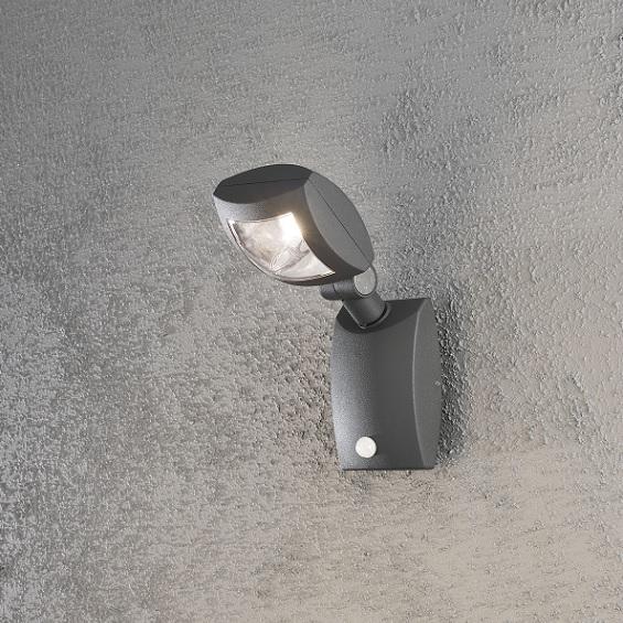 Vägglykta Latina 3W LED-14308