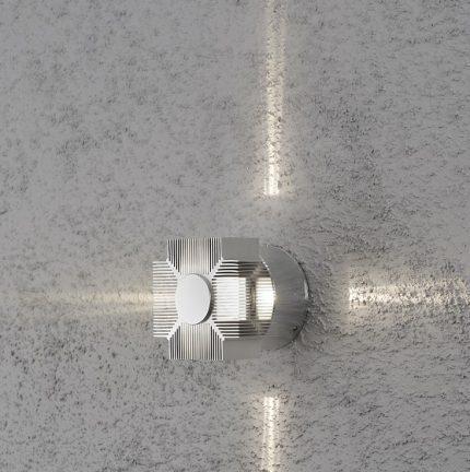 Vägglykta Monza LED-14324