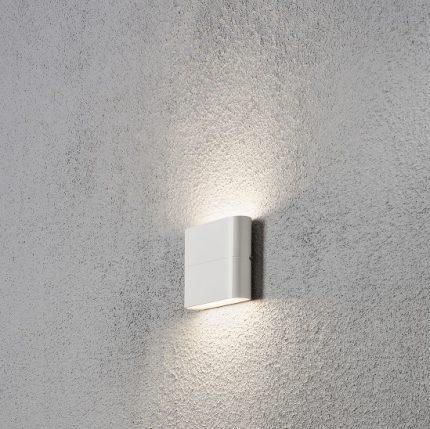 Vägglykta Chieri LED vit-12332