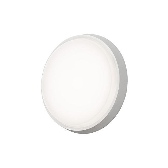 Vägglykta Cesena rund LED-0