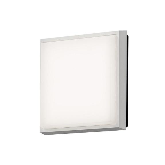 Vägglykta Cesena kvadrat LED-0