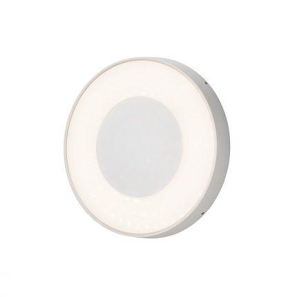 Vägglykta Carrara rund LED-0