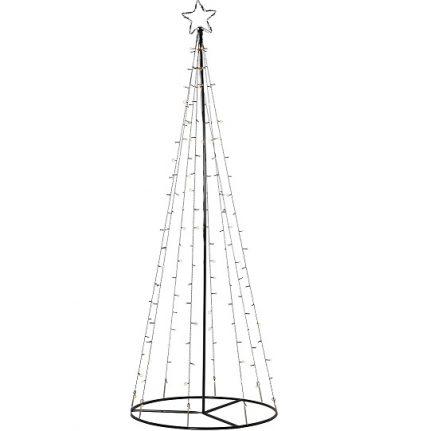 Utomhusdekoration LED träd-0