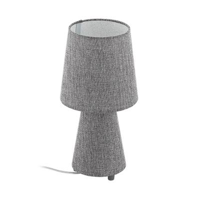 Bordslampa Carpara Grå-0