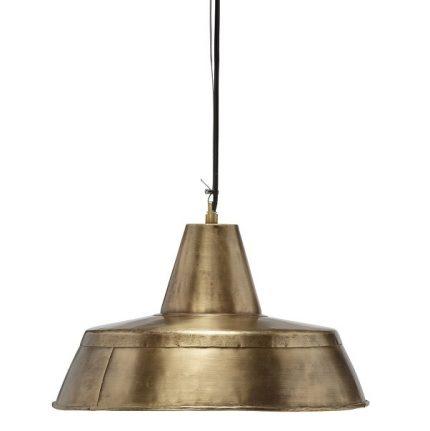 Taklampa Ashby Pale Gold 30cm-11875