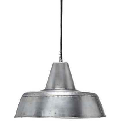Taklampa Ashby Pale Silver 40cm-0