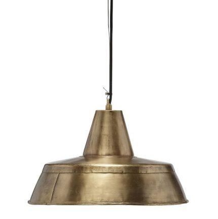 Taklampa Ashby Pale Gold 40cm-0