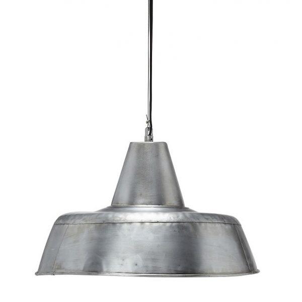 Taklampa Ashby Pale Silver 48cm-0