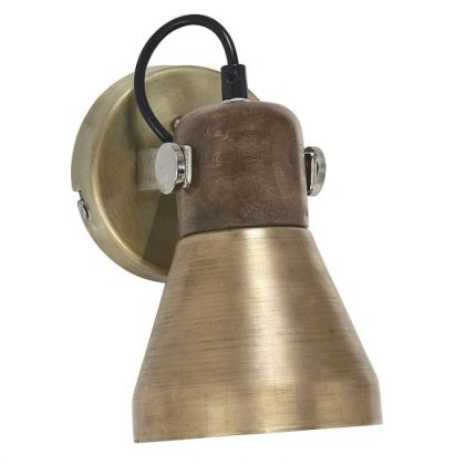 Ashby spotlight Pale Gold 20cm-0