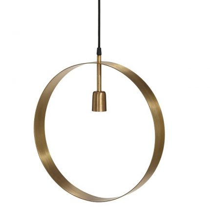 Taklampa Atmosphere Pale Gold 30cm-0