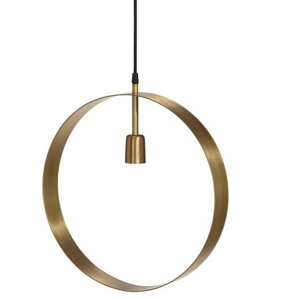 Atmosphere taklampa Pale Gold 45cm-0