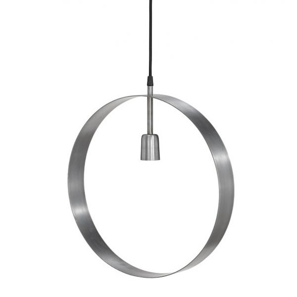 Atmosphere taklampa Pale Silver 60cm-0