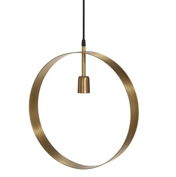 Atmosphere taklampa Pale Gold 60cm-0