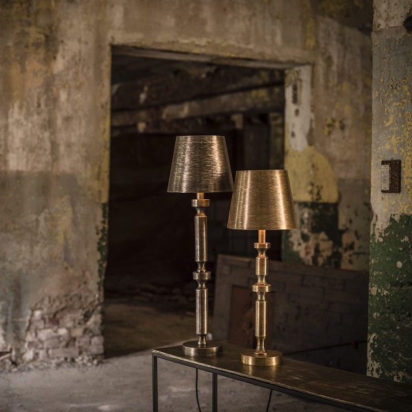 Mia Metall Lampskärm Råmässing 20cm-11676