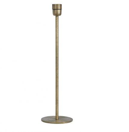 Lampfot Base Beaten Gold 45cm-0