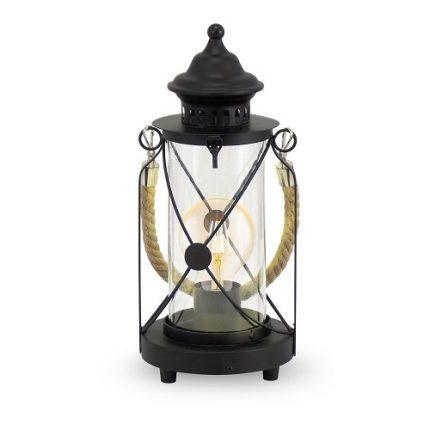 Bordslampa lykta Bradford svart-0