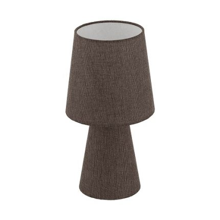 Bordslampa Carpara H34 cm brun-0