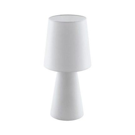 Bordslampa Carpara Höjd 47 cm vit-0