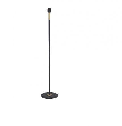 Cia Golvfot Svart/Mässing 130cm-0