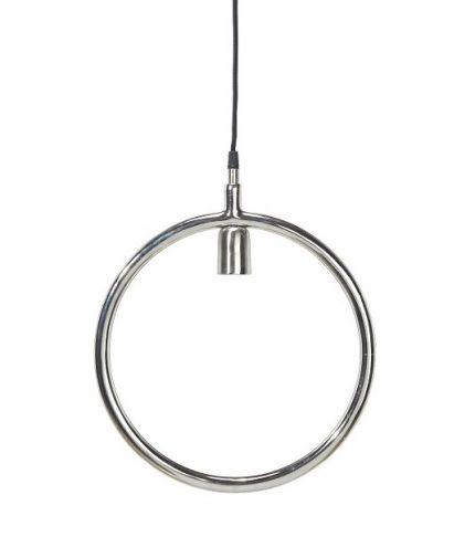 Circle taklampa Krom 25cm-0