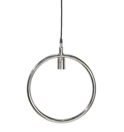 Circle taklampa Krom 35cm-0