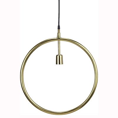 Circle taklampa Guld 25cm-11470