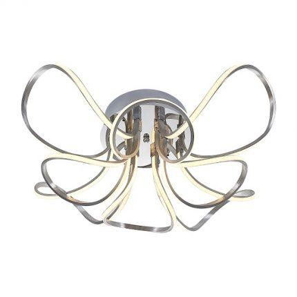 Plafond Colorado LED krom-0